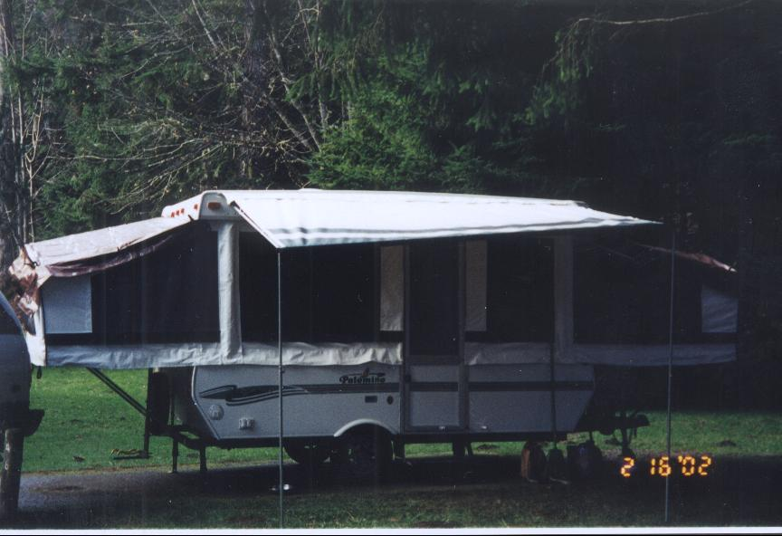 camper front view