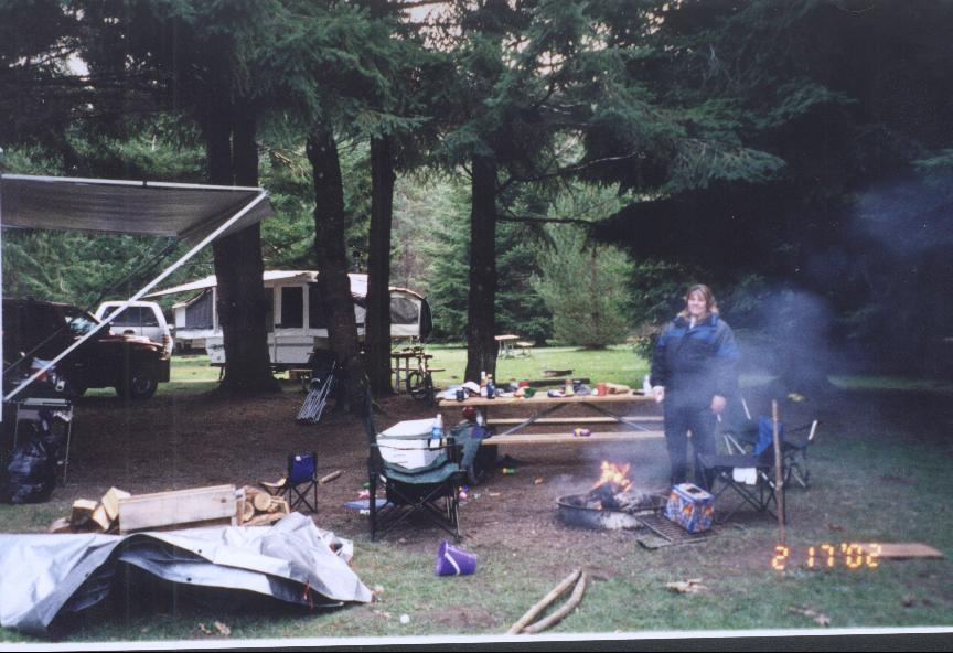 camping at dosewallips4